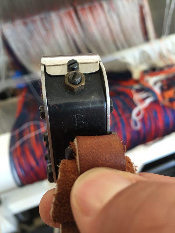 Boyce weaver's knotter
