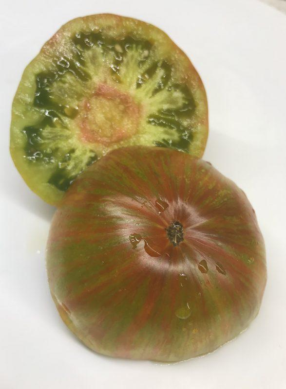 Berkeley Tie-Dye tomato