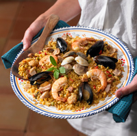 Mixed Paella - Version II