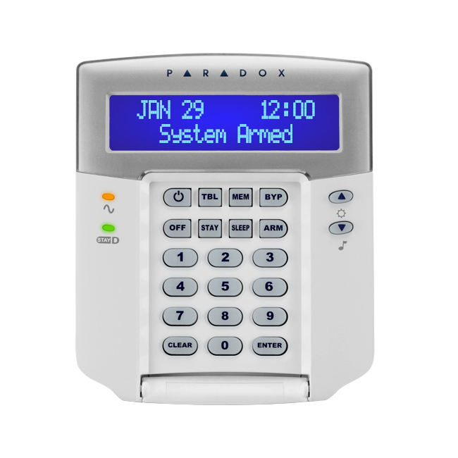 Wireless Security Keypad