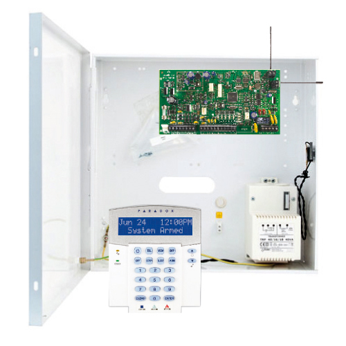 Wireless Security System Gsm