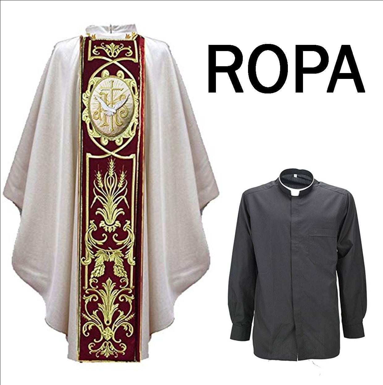 ropa para sacerdotes