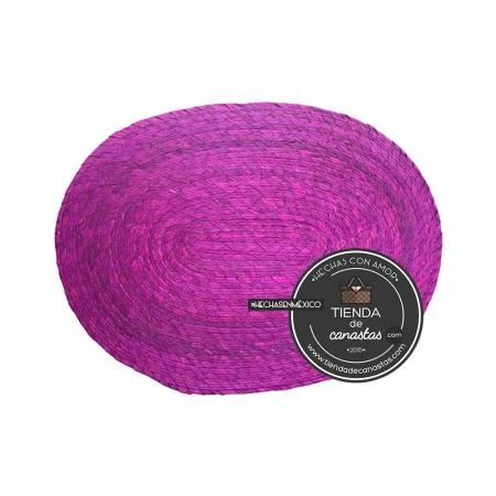 Mantel de Palma Color Púrpura en Tienda de Canastas