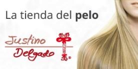 Ir a la tienda del pelo de Justino Delgado