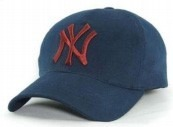 Gorras Visera Larga Trucker Nueva York Ny Bordadas