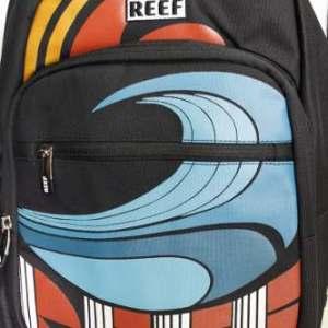 Mochila Escolar Urbana Reef Con Bolsillo Termico Incorporado