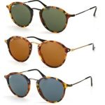 Ray Ban Round Fleck Rb2447 Originales Made In Italy