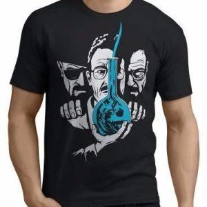 Remera Breaking Bad Heisenberg Walter White Estampada