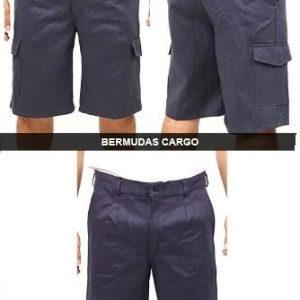 Bermudas Cargo Y Clasicas