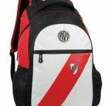 Mochila De River Plate Importada Original Licencia Oficial!