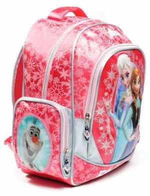 Mochila Espalda Grande Disney Princesas Frozen Mundo Manias