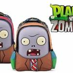 Mochila Plantas Vs Zombies Espalda 17 Original