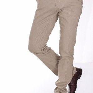 Pantalón Entallado Gabardina -spandex. Jean Cartier-original