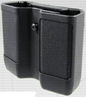 Portacargador Doble Blackhawk Para Cargador De Simple Hilera