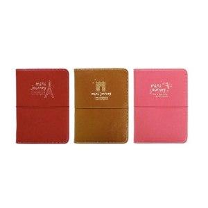 Portapasaporte Mini Journey Viaje Documentos