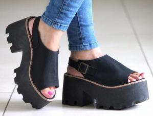 Sandalias Zapatos Plataforma Alta Mujer Varsovia Verano 2017