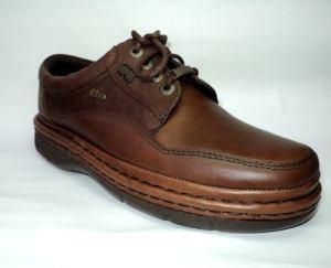 Zapato Febo Super Confort Original Color Marrón