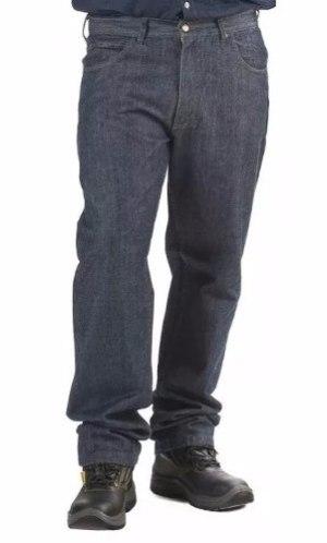 Pantalon Jean Pampero Uso Intensivo Para Trabajo U Oficina