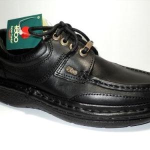 Zapato Febo Super Confort Original Color Negro