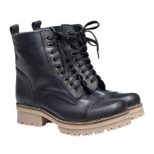 Borcego Mujer Borceguito Botita Zapatos Almacen De Cueros