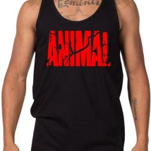 Musculosas Personalizadas Gym Animal  Fisicoculturista