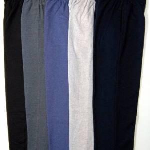Pantalon De Jogging Algodón Frisado Adulto Con Cordón