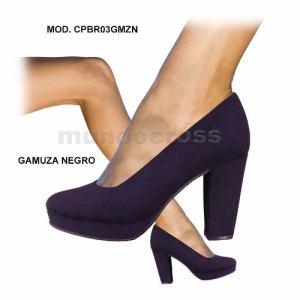 Talles Grandes Moda Zapatos Clásicos Plataforma Baja Cómodos