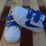 Zapatillas Para Bebes Y Niños Con Abrojo Talle 17 Al 23