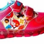 Zapatillas Soy Luna Con Luces Mundo Moda Kids