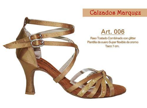 415d6201 Zapatos Baile Salsa Mujer Bachata Danza Latina Ballroom | Tienda M45