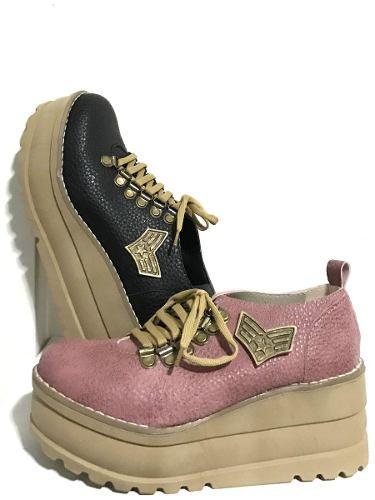 Tienda Mujer Botas Plataforma Zapatos Taco 2017 Otoño Invierno M45 B1qzBfpaw