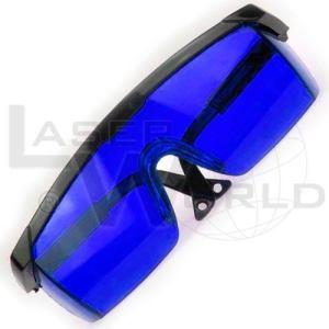 Anteojos De Protección Para Láser Rojo - 590nm A 650nm
