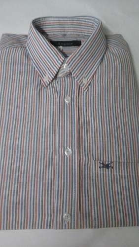 Camisas Mangas Largas Rayadas Legacy..