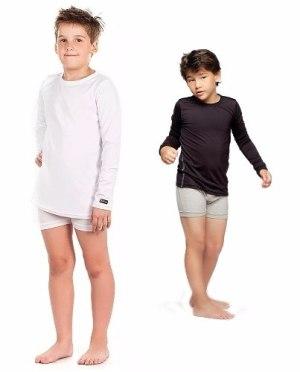 Camiseta Termica Dufour … Remera Manga Larga Niños