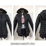 Campera Mujer Abrigo Impermeable Inflable