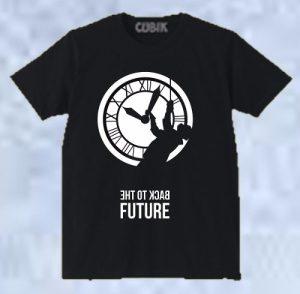 Remera Volver Al Futuro Back To The Future Mcfly Excelentes!