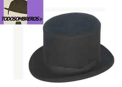 Sombrero Artesanal Galera De Fieltro De Lana  c7337a9776e