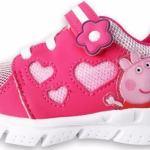 Zapatillas Con Luces Peppa Pig Footy #904 #905 Mundo Manias