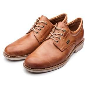 Zapato Cuero Hombre Pato Pampa -liso-