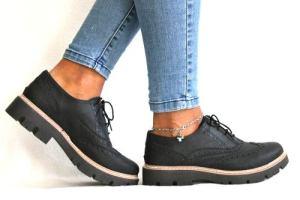 Zapatos Borcegos Botas Botineta Bajos Varsovia Mujer 2017