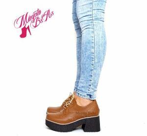 Zapatos Botitas Mujer Plataforma Y Taco Super Comodo Ed Lim