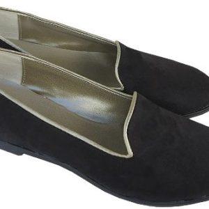 Zapatos Chatitas Mocasines Talles Grandes Especiales D Mujer