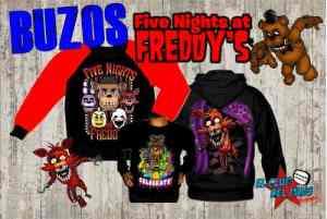 Buzos Full Five Nights At Freddy's