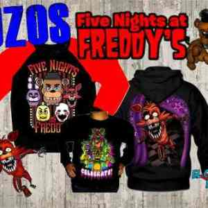 Buzos Full Five Nights At Freddy's
