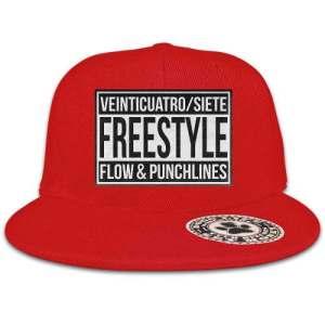 Gorras Freestyle Rap Dogg Life [hip Hop Argentino] Snapback