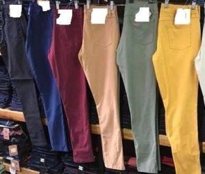 Pantalones Bengalina Super Elastizados T42 Al 66 $ 750