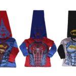 Remeras Con Capa Super Heroes Pjmask Batman Superman Y Mas
