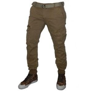 Pantalon Elastizado Cargo 8 Colores Jeans710