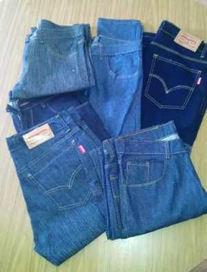 Pantalones Jean Hombre