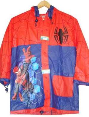 Piloto Spiderman Hombre Araña Original Marvel Linea Premium